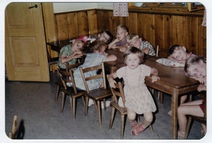 1959 - Müde in der Gruppe