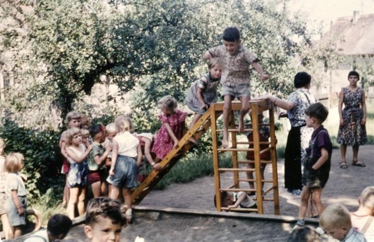 1959 - langsam wird es bunt
