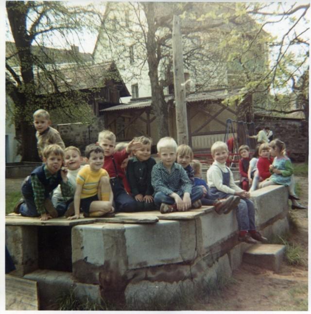 1970 - alle im gleichen Boot