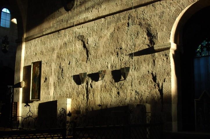 Mauern erzählen im Licht