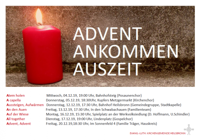 Adventsevents